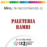 Paleteria Bambi Paleterias En Sonora Ciudad Obregon Libe